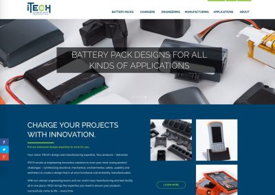iTECHEng_website