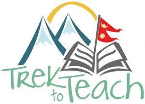 Trek to Teach Logo
